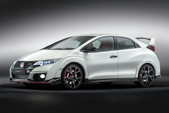 Nova HOnda Civic Type R