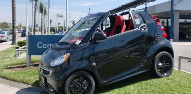 Smart ForTwo Passion kabriolet