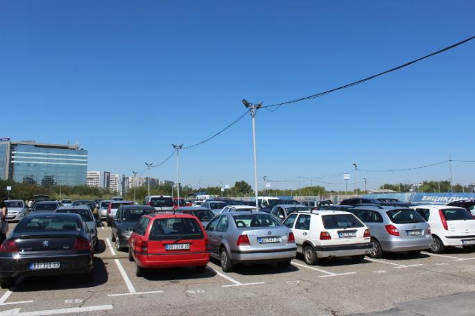 Parking servis, Vesić
