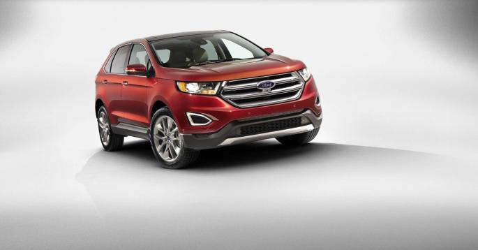 Ford All-New-Edge