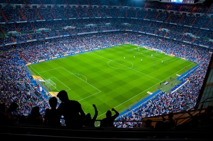 Stadion Real Madrida