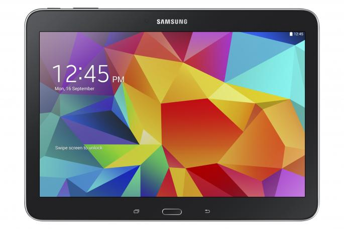 Galaxy Tab4 tablet