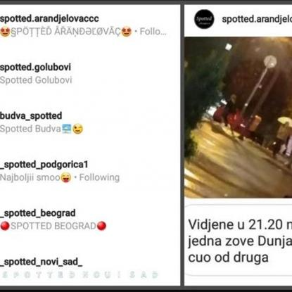 Igra na instangramu