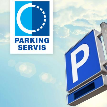Parking servis - logo