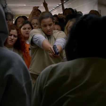 "Serija ""Orange is a new black"""