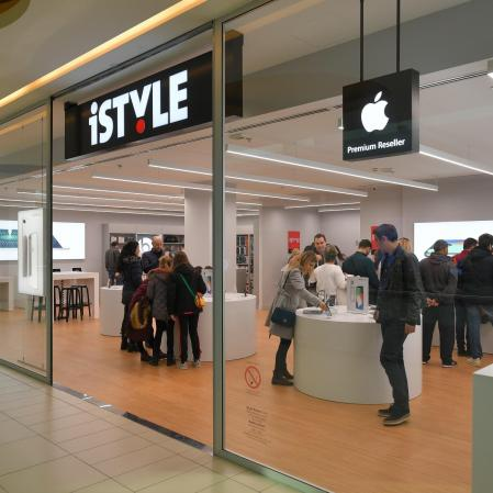 iStyle Apple